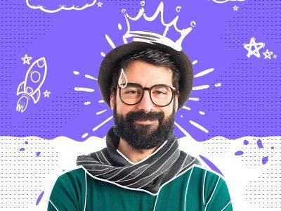 Photoshop Tutorial: Doodle Portrait Photo Effect
