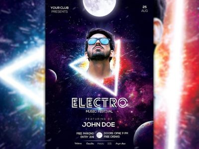 How to Design a Music Party Poster in Photoshop